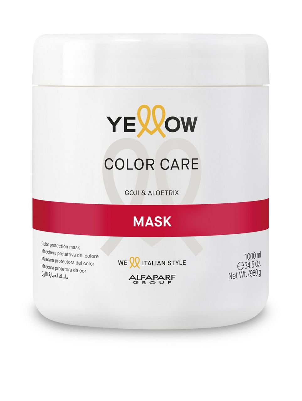 Yellow színvédő maszk 1000ml
