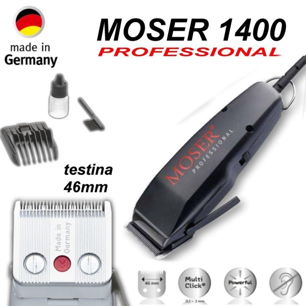 Moser 1400 hajvágógép
